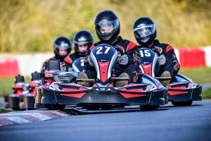 50 Lap Karting Adventure