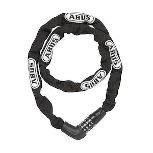Abus Steel O Chain 5805c Combi