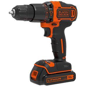 Black + Decker Cordless Hammer Drill