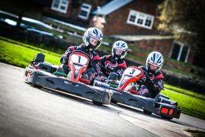 Family Go Kart Experience