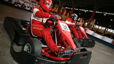 Glasgow Indoor Karting