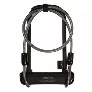 Halfords Advanced D-Lock