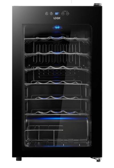 LOGIK LWC34B20 Wine Cooler