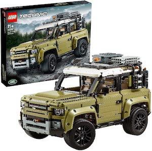 LEGO Technic Land Rover Defender Collector's Model Car