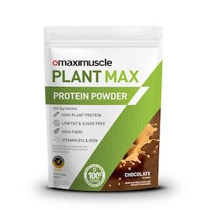Maximuscle Plant Max Vegan Protein Powder