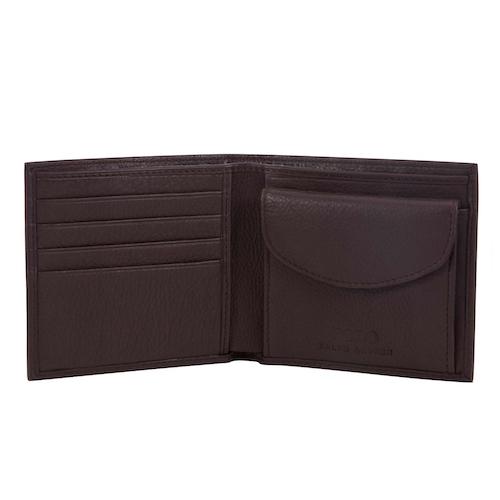 Polo Ralph Lauren Pebble Leather Wallet