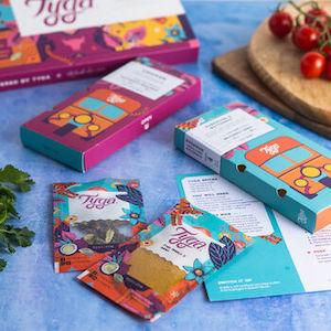 Tyga Vegan Curry Kit