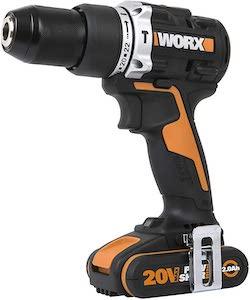 WORX WX352 Brushless Motor Cordless Combi Hammer Drill