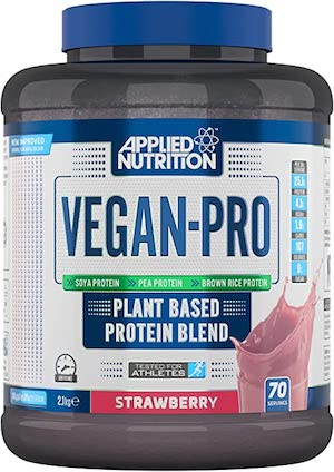 Applied Nutrition Plant Based Protein Blend