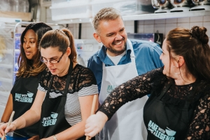 Bake With A Legend Cookery Class For Two