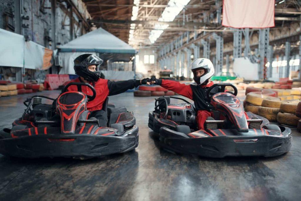 best go karting tracks uk