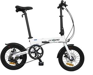 "ECOSMO 16"" Lightweight Alloy Folding Bike"
