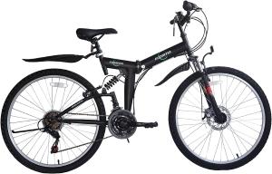 "ECOSMO 26"" Folding Mountain Bike"