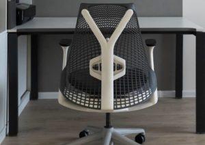 ergonomic office chair that has mesh suspension