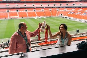 Wembley Stadium Tour (England National Team)