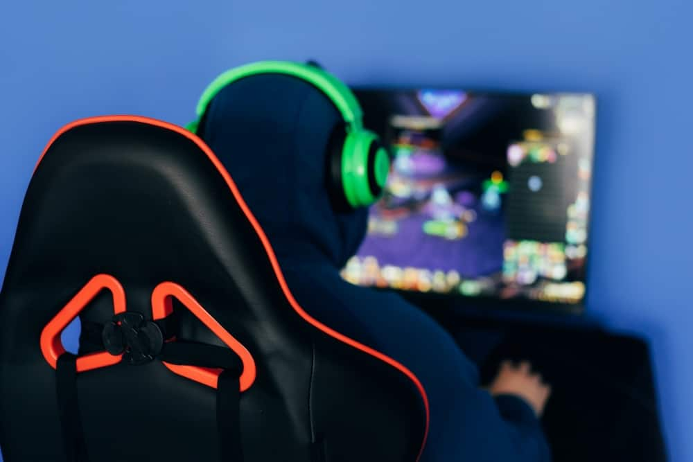 what gaming chairs look like