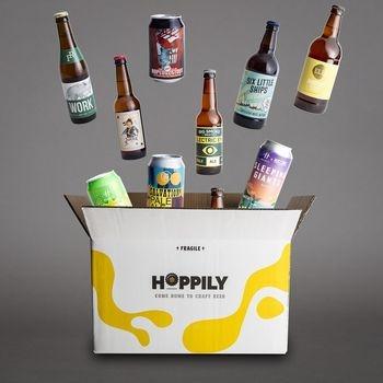 Hoppily Vegan Craft Beer Box