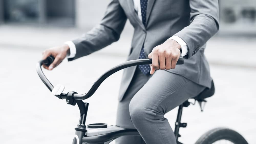 tips for better cycling to work