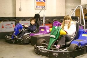 Junior Go Karting