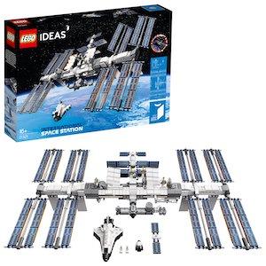 LEGO Ideas International Space Station Building Set