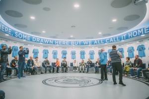 Etihad Stadium & City Academy Tour (Manchester City Stadium Tour)