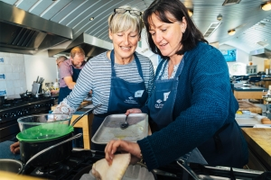 One Day Cookery Course At Rick Stein's Cookery School (Cornwall)