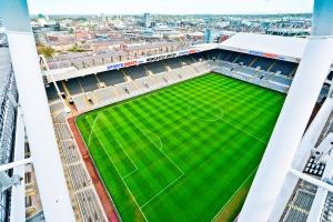 St James' Park Rooftop Tour (Newcastle United)