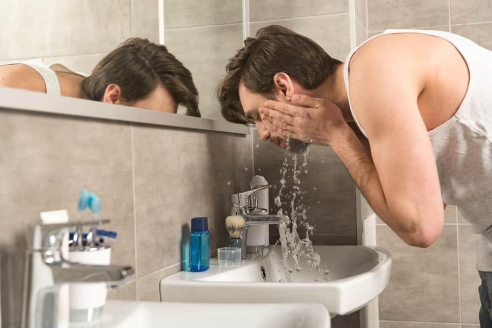 beard shampoo vs normal shampoo