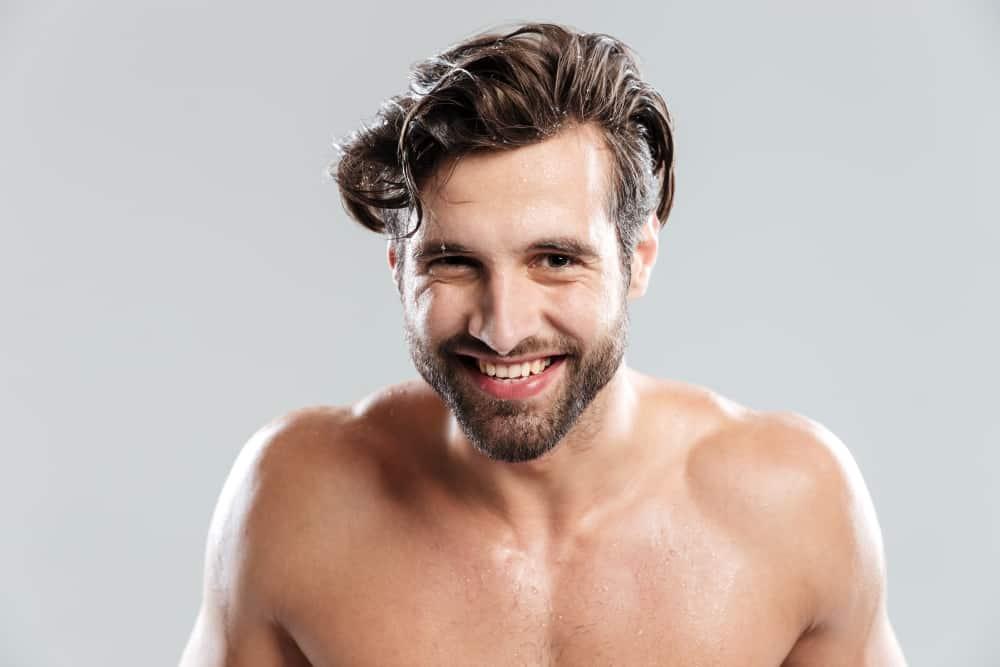 beard shampoo benefits