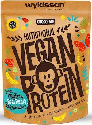 Wyldsson Nutritional Vegan Protein Powder